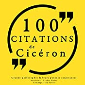 100 citations de Cicéron |  Cicéron