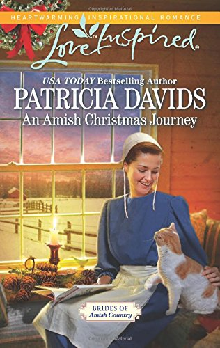 book cover of An Amish Christmas Journey