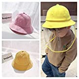 2020 Protection Safety Full Face Shield for Child, Protective Hat Cover Outdoor Fisherman Hat for Kids, Anti Fog, Anti Viral, Anti Dust, Anti Air Pollution, Anti-Spitting, Anti-Pollution, Adjustable
