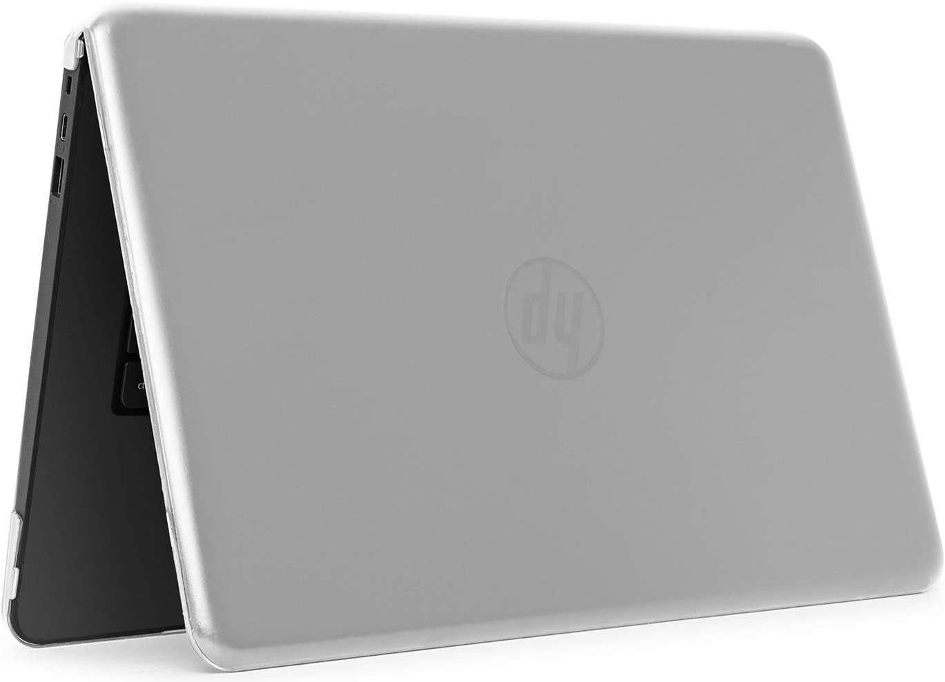 """mCover iPearl Hard Shell Case for 14"""" HP Stream 14-AX000 14-CBxxx Series (NOT Compatible with HP Stream 14 Zxxx and HP Chromebook 14 G1/G2/G3/G4 Series) Windows laptops (HP S14-AX) (Clear)"""