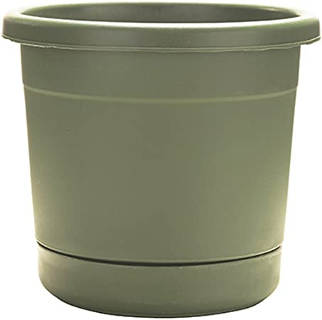 Dynamic Design RR1212FE 12-Inch Fern Rolled Rim Planter