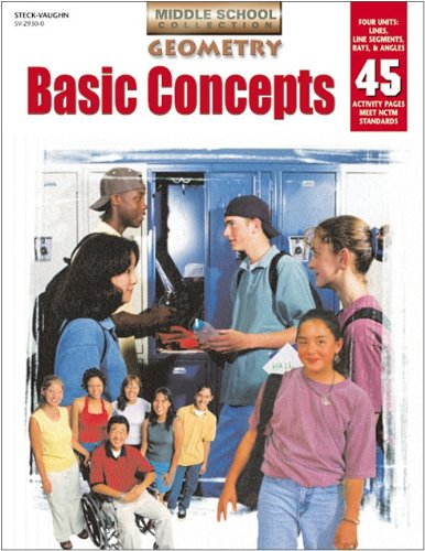 MS Geometry: Basic Concepts (Middle School Geometry)