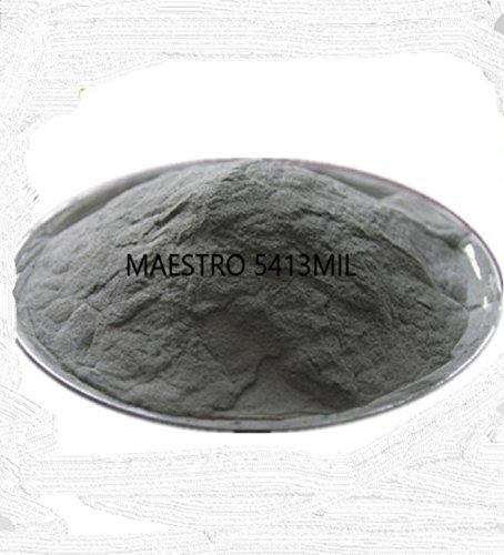 - Military Grade Dark Aluminum Flake Powder