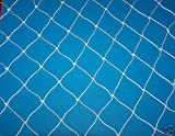 USA Premium Store 50' x 25' POULTRY NETTING GAME BIRD PHEASANT NET AVIARY NETS 2'' #208 Lightweight
