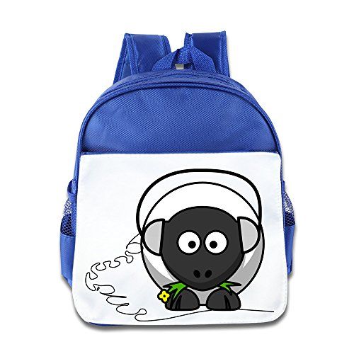 Zombie Britney Spears Costume (XJBD Custom Personalized The Cute Mouse Teenager School Bag For 1-6 Years Old RoyalBlue)