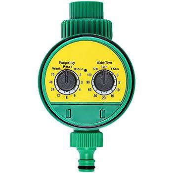 Amazon.com : Robolife Garden Electronic Water Timer