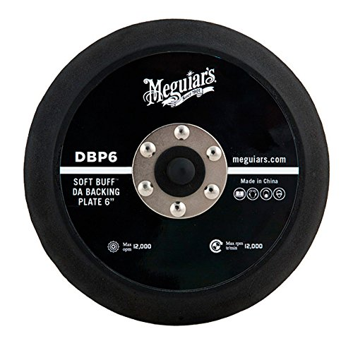 "Meguiar's DBP6 6"" DA Backing Plate"