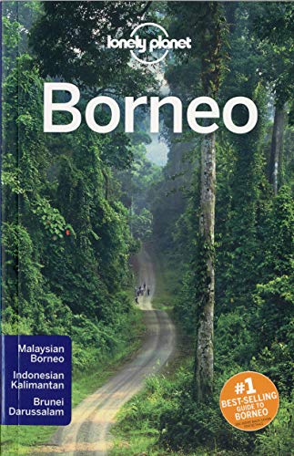 Lonely Planet Borneo (Travel Guide)...