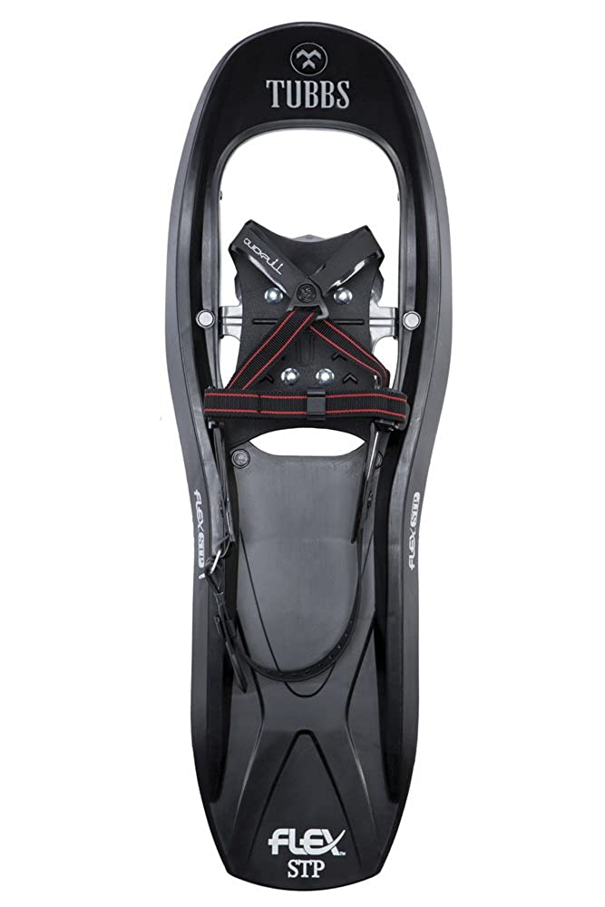 Tubbs 24 In Flex Stp Snowshoes Black//Red Size 24 K2 Corporation Tubbs Snowshoes X170101301240