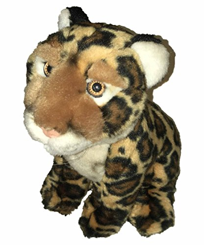 Jaag Leopard Bean Filled Plush for sale  Delivered anywhere in USA