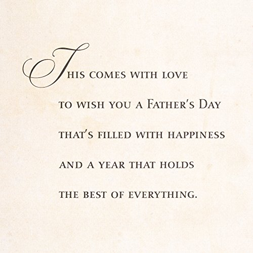 Hallmark Father's Day Greeting Card (Wishing You the Best) Photo #7