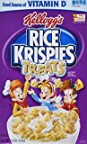 Kellogg's, Rice Krispies Treats Cereal, 11.6oz Box (Pack of 4)
