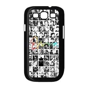 KOKOJIA - Ed Sheeran Quotes Hard Case for Samsung Galaxy S3 SIII i9300 -LCS3U477