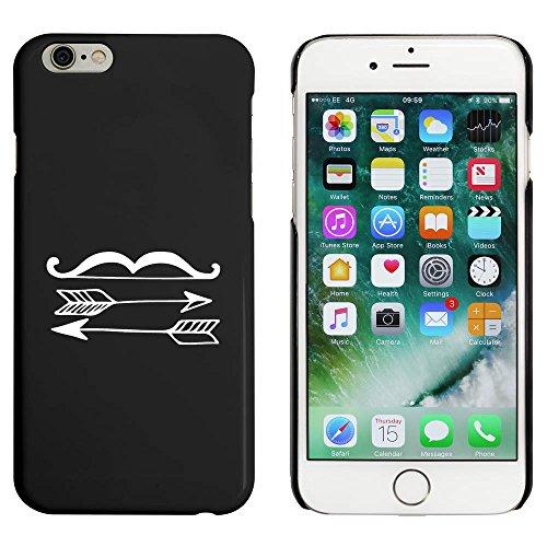 Noir 'Arc et Flèches' étui / housse pour iPhone 6 & 6s (MC00052013)