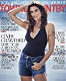 Town & Country Magazine (May, 2018) Cindy Crawford Cover