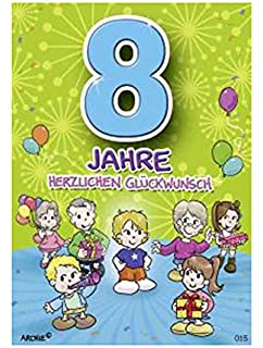 Zahlengeburtstagskarte 9 Geburtstag Burobedarf Schreibwaren