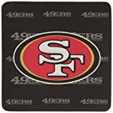 NFL San Francisco 49ers Neoprene Coaster, 4-Pack