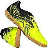 Chuteira Oxn Speed 2 Futsal Juvenil Amarela 5d098fae2e825