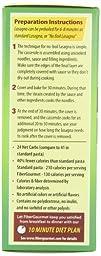 FiberGourmet Light Lasagna, 8-Ounce Boxes (Pack of 6)