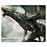 30x25cm 12x10inch Mouse Mats cloth - rubber Anti-friction Non-slippery Dragon's Dogma