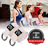 pete's choice 5 Pack Yoga Exercise Adjustable