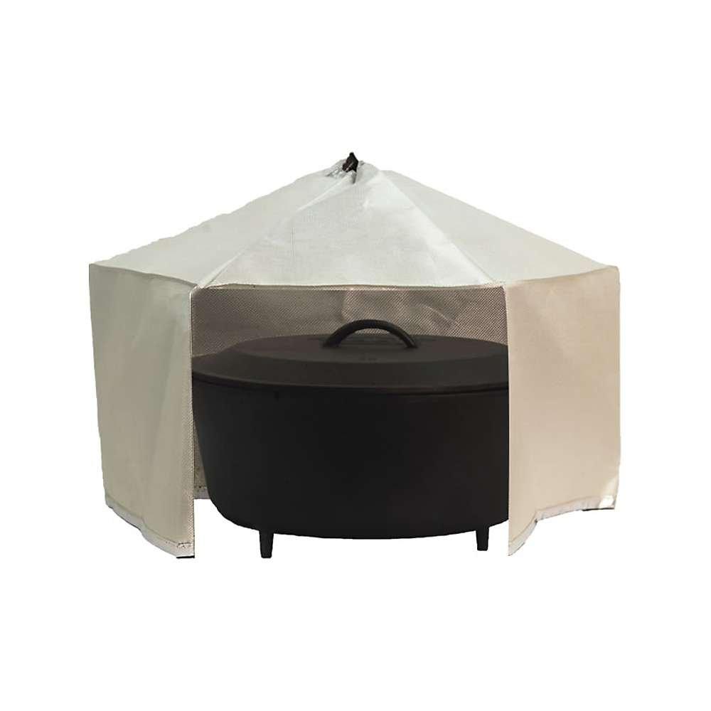 Camp Chef Dutch Ovenドームwith Heat Diffuser B00478OV74   One Size