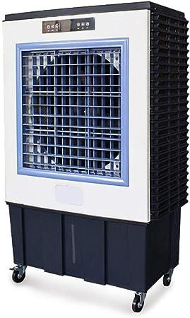 FJNS Aire Acondicionado Móvil Enfriador Ventilador,3 Modos y ...