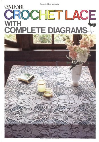 Crochet Lace With Complete Diagrams