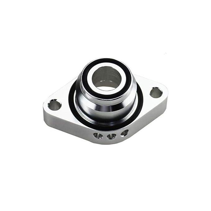 ZHANGBIN Base de la v/álvula de alivio de presi/ón de reparaci/ón de autom/óviles Compatible con V O L K S W A G E N Scirocco Compatible con la base dedicada Beetle Scirocco Twin Turbo 1.4T
