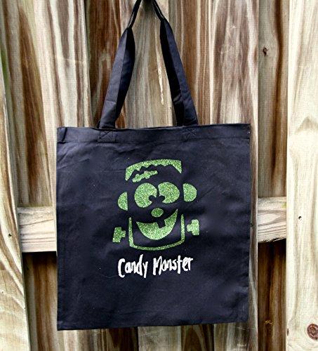 Frankenstein Bag Craft - 4