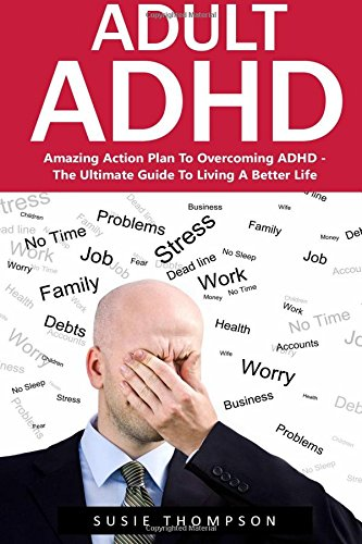 Adult ADHD Overcoming Hyperactivity Behavioral product image