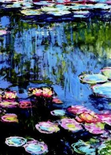 Monet Water Lilies Notebook (Decorative (Decorative Notebooks)
