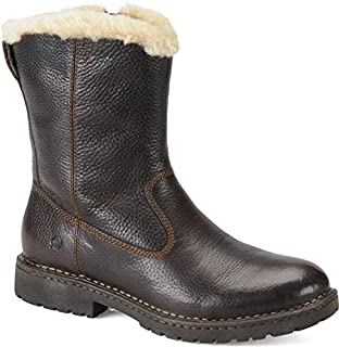 Amazon.com | Pajar Men's Bili Zip up Boot Shearling Lined, size ...