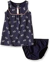 Nautica Girls' Anchor Print Tunic Dress