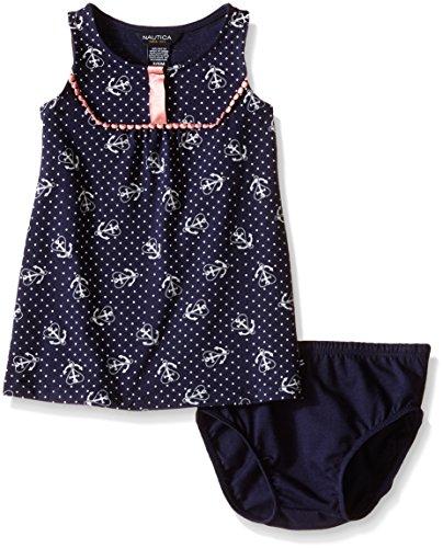 Nautica Girls Anchor Print Tunic