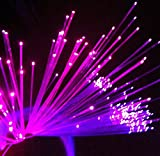 corpereal 200pcs 0.75mm Ps Fibre Optic Lighting