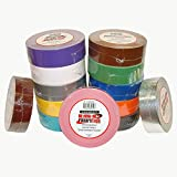 ISC Racers Tape RT3002 ISC Standard-Duty Racer's Tape: 2'' x 60 yd, Blue