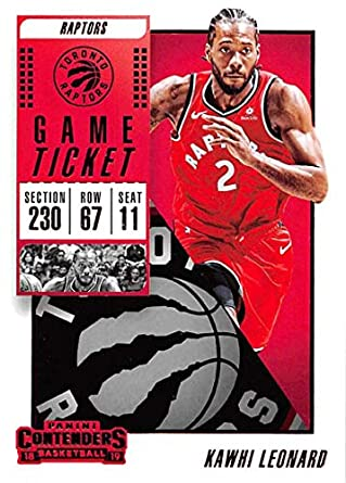 501a8410507b3 Amazon.com: 2018-19 Panini Contenders Game Ticket Blaster Exclusive ...