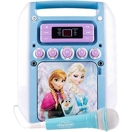Sakar Frozen Winter Ko2-07027 Magic Karaoke Model