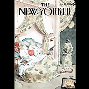 The New Yorker, November 26th 2012 (Jill Lepore, Victor Zapana, Kelefa Sanneh) Periodical