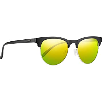 b558e8d334f4b Amazon.com  Nectar Polarizied Growler Black   Yellow Green Sunglasses   Sports   Outdoors