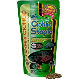 Hikari 03328 8.8-Ounce Cichlid Staple Floating Pellets for Pets, Medium