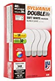 SYLVANIA Halogen Lamp Double life / Dimmable