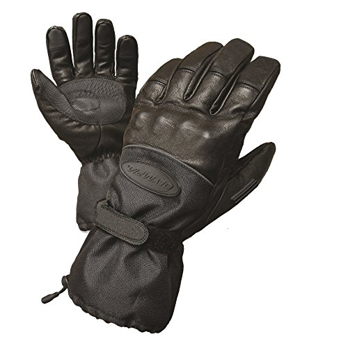 (Olympia Sports Men's Cold Throttle Gloves (Black, Large) - 437015)