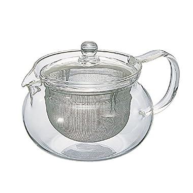Hario Chacha Kyusu Maru Tea Pot (700ml)