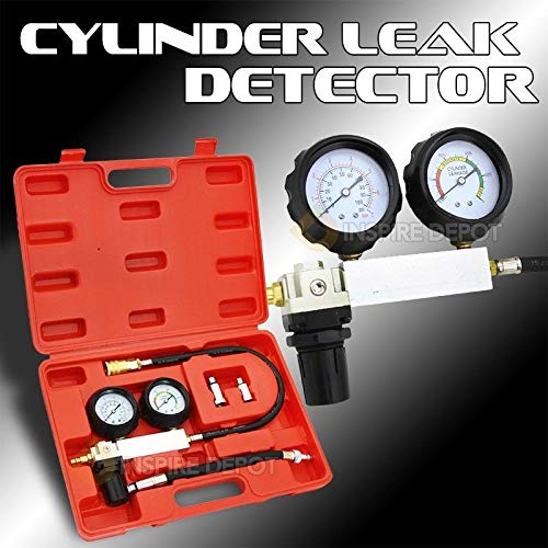 XtremepowerUS Cylinder Detector Leak-Down Leakage Tester Kit by XtremepowerUS (Image #4)