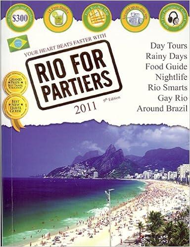 Book Rio for Partiers: The Visual Travel Guide to Rio de Janeiro