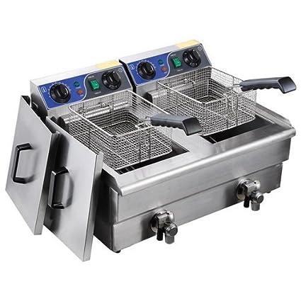 deep fryer kitchen