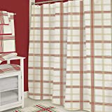 Amazon Com Plaid Shower Curtains Shower Curtains Hooks