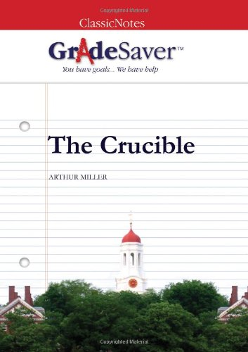 the cruciblethemes essay